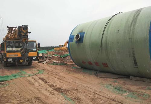 苏州一体化预制泵站施工