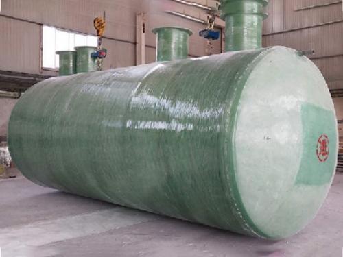 玻璃钢一体化污水处理设备