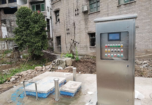 重庆丰都区泵站